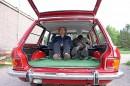 Piilofarmari perintönä – Mazda 1500 Van