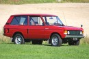 Range Rover -72 - hovikelpoinen neliveto