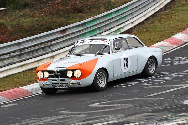 Klassikot Nürburgringillä