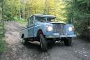 Land Rover 109 '69 - Kaiken maailman maastoihin