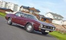 Ford Mustang '72 - Suomenhevonen
