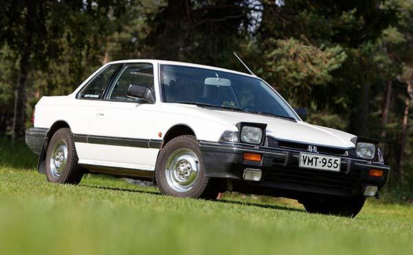 Honda Prelude '83 - Happy with Honda!