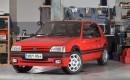 Peugeot 205:n erikoismallit