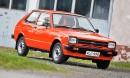 Toyota Starlet '81 - Soraränneiltä säästetty