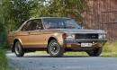 Ford Granada 2600 L '77 - Löytö lahden takaa