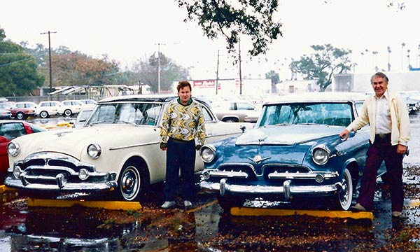 Autotuontia Floridasta vuonna 1988
