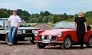 MG Midget ja Talbot Sunbeam Lotus - Brittiromantiikkaa