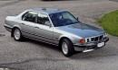 BMW 750i '88 - Puhuri Baijerista