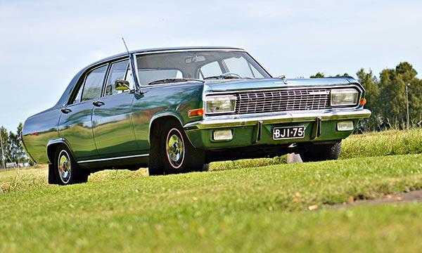 Opel Admiral ´67 - Amiraalin aikakausi