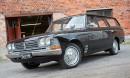 Toyota Crown S50 Ultility ´69 – Kruunun hommissa