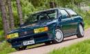 VW Scirocco GTII ´92 – Hyväntuulinen kulkupeli