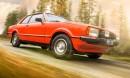 Ford Taunus 2.0S ´76 – Pykälää ylellisempi