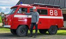 UAZ 452E '74 – Pikku paloauto