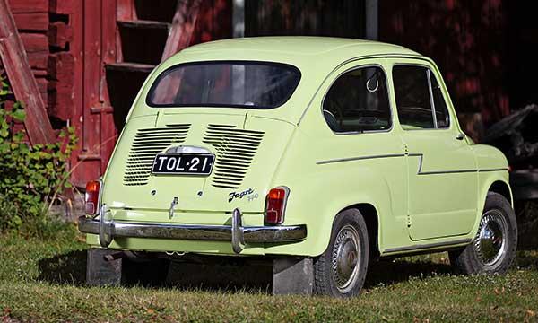 Neckar Jagst 770 '64 – Pompannappi Saksanmaalta