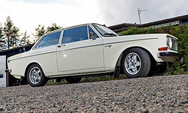Volvo 142 GT '69 – Ruotsin raaseri