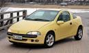 Opel Tigra – Väripilkku