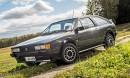 Volkswagen Scirocco '84 – Säiltä säästelty