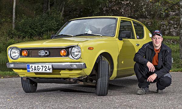Datsun 100A -74 – Takaisin perusasioihin
