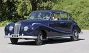 BMW 501 B '54 – Uuteen nousuun