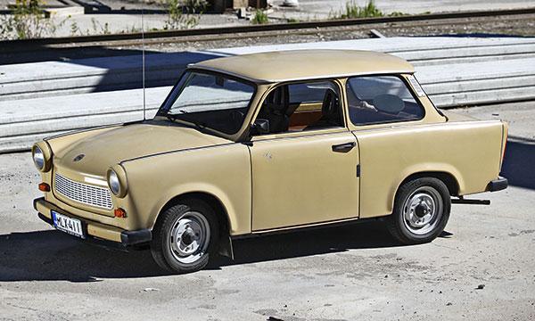 Trabant 601 S '83 – Itäisiä muistoja