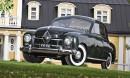 Borgward Hansa '52 – Mieleen painunut salmiakki
