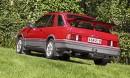 Ford Sierra XR4i '83 – Mukavaksi muovattu