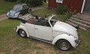 Volkswagen 1200 Export '58 & 1200 Cabriolet '64 – Tuplasti Kuplia