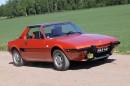 Erikois-X Ranskanmaalta – Fiat X1/9 Serie Speciale '78
