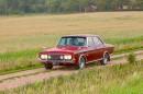 Edustuskulumaton – Ford 17M RS '70