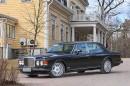 Mukavuusalueella – Bentley Eight '91