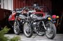 Tuplasti Amerikkaa – AMF Harley-Davidson SS + SST