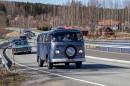 Pysy Autossa Cruising, Ylöjärvi–Hämeenkyrö