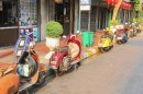 Fotoalbumi – Chinatownin Vespat
