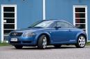 Tuleva klassikko – Audi TT Coupé Quattro