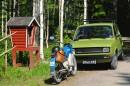 Todellinen monikäyttöauto – Fiat 127 '80
