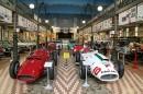 Umberto Paninin Maserati-museo