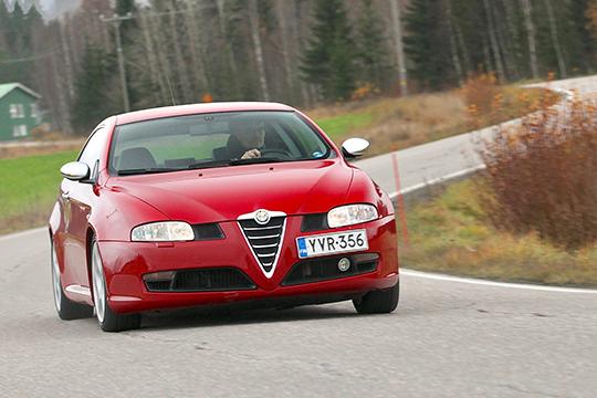 Tuleva klassikko – Alfa Romeo GT